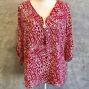 ⭐️3 FOR $50 MICHAEL Michael Kors Blouse Size L